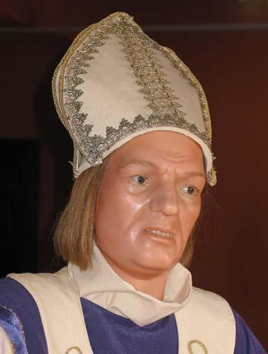 Епископ основатель города рига